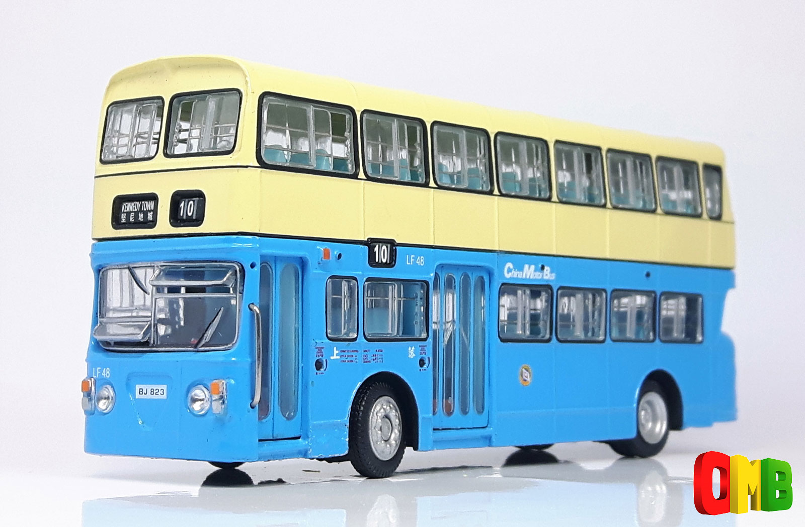 000111 - Daimler Fleetline/Alexander 'LF' - China Motor ...